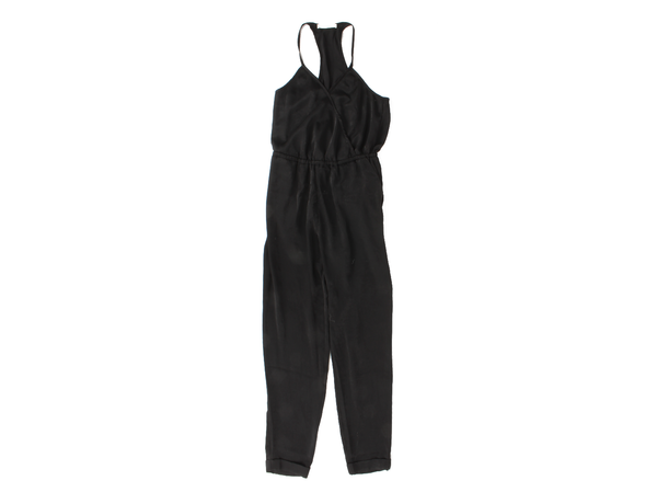 Capulet Cross Over Front Racerback Jumpsuit
