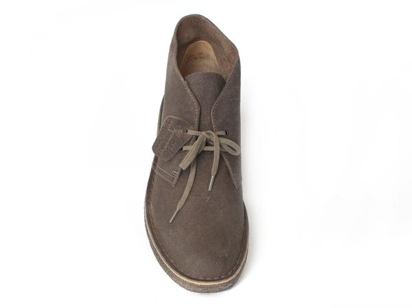 Men's Clarks Desert Boot Suede