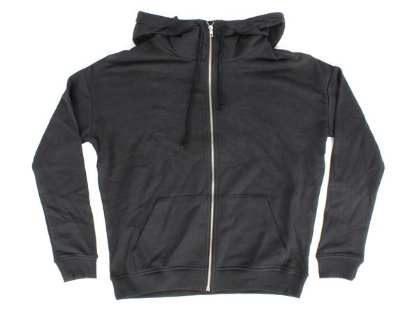 Alternative Apparel Revamped Cotton Modal Fleece Zip Hoodie