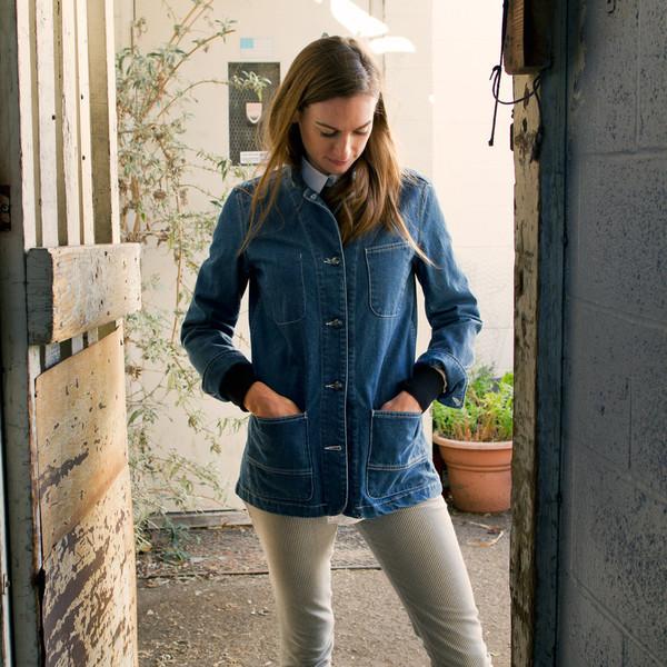Taylor Stitch Women's Project Jacket