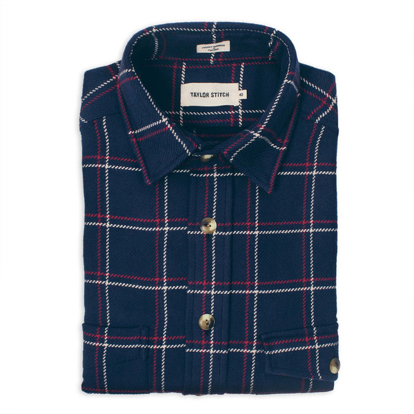 Men's Taylor Stitch The Crater Shirt