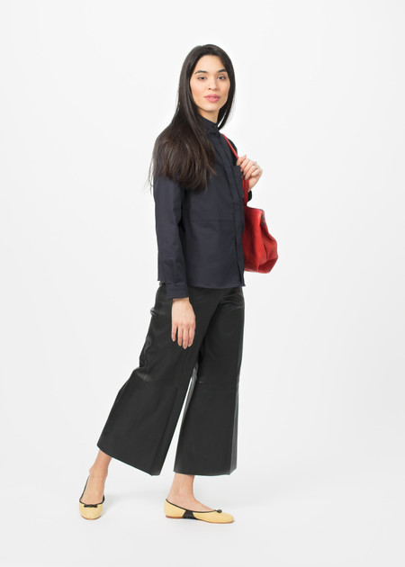 Odeeh A-Line Cotton Blouse