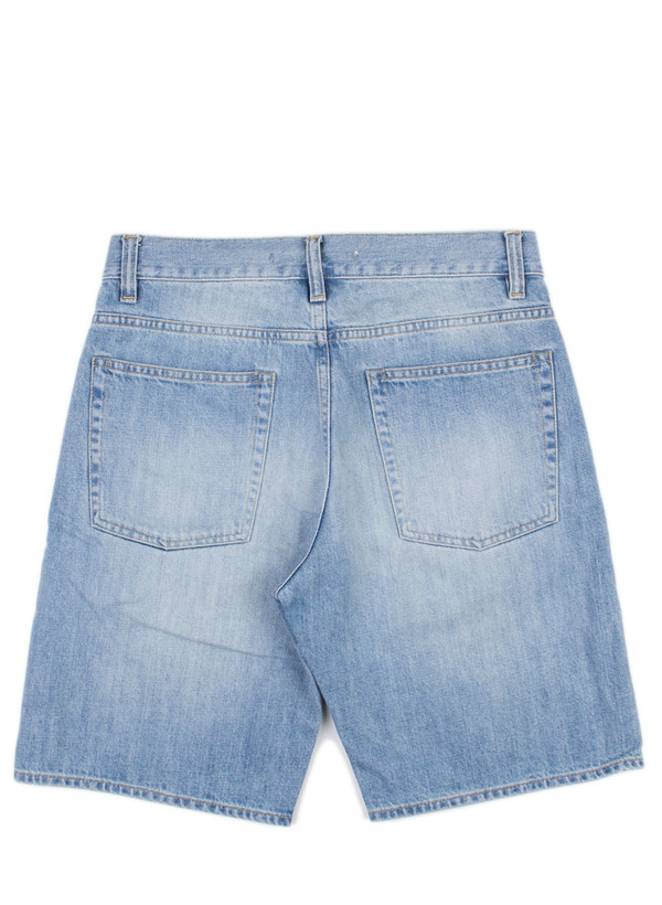 Denim Shorts Sun Wash