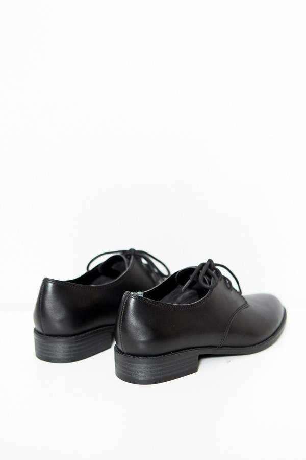 Seychelles With Honor Flat / Black Leather