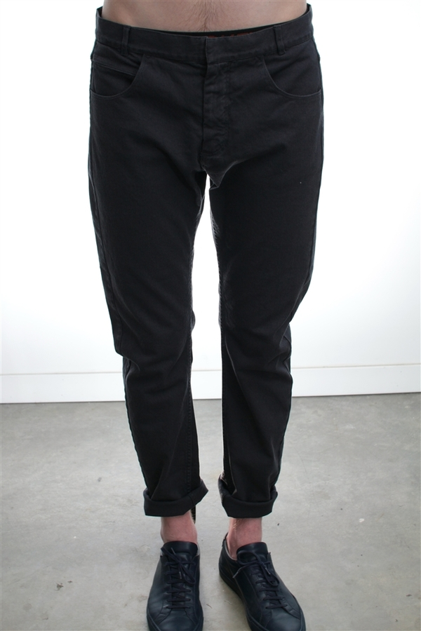 Men's Silent by Damir Doma Pati Classic Trousers
