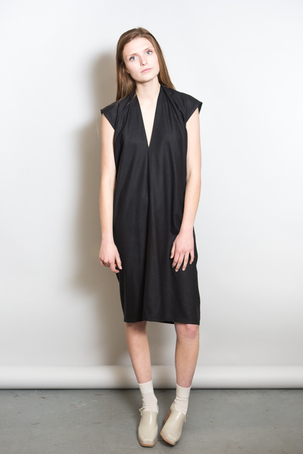 Miranda Bennett Everyday Dress / Black