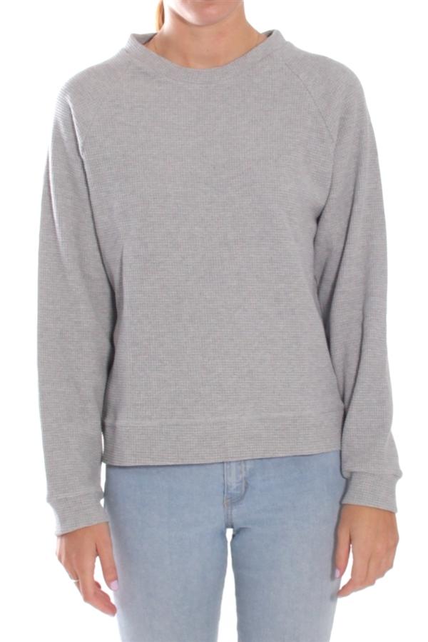 BaseRange Basic Sweater Waffle