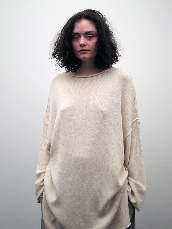 Lauren Manoogian Oversize Boatneck