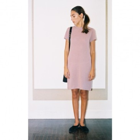 Pari Desai Annika Mini T Dress Mauve