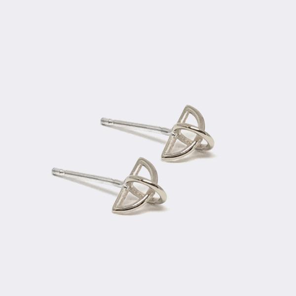 Metalepsis Projects Float Earrings Sterling Silver