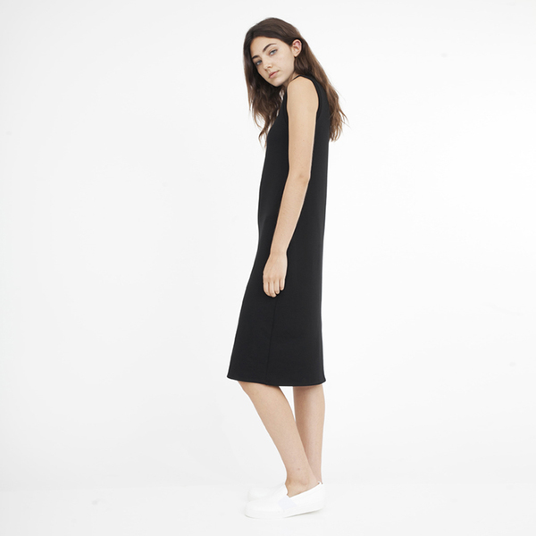 Corinne Candice dress - black