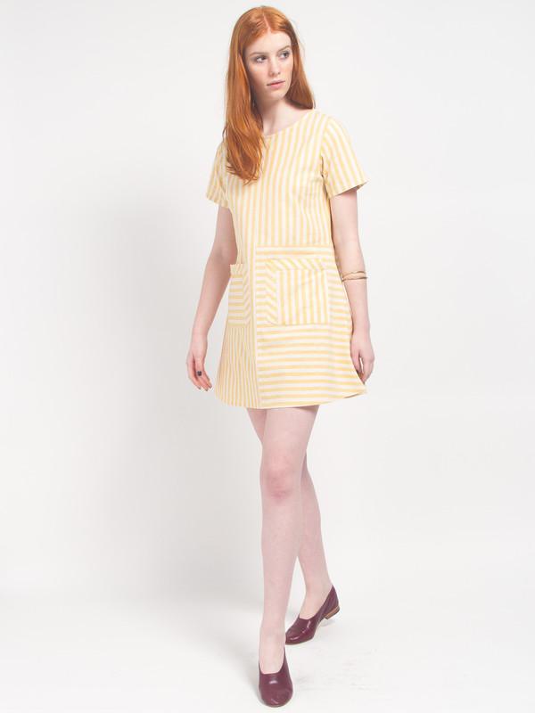 Samantha Pleet Perspective Dress