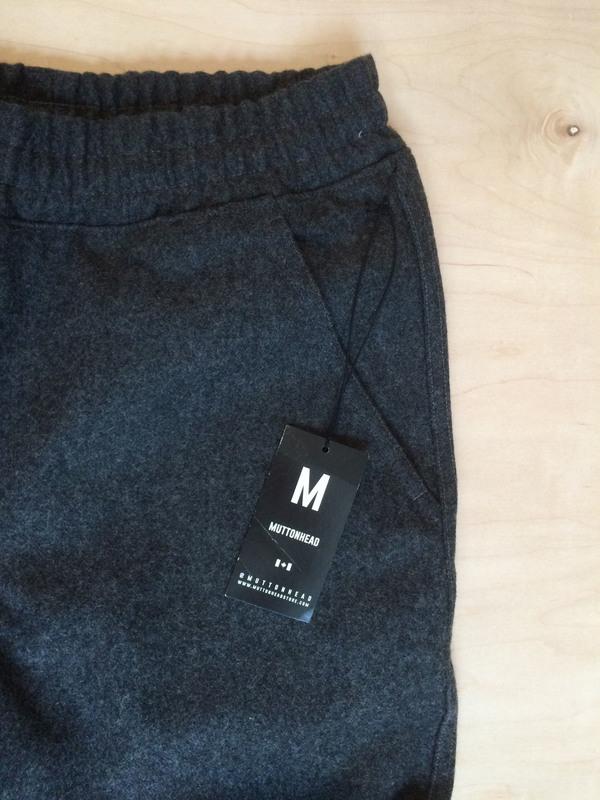 Unisex Muttonhead Wool Baseball Pant