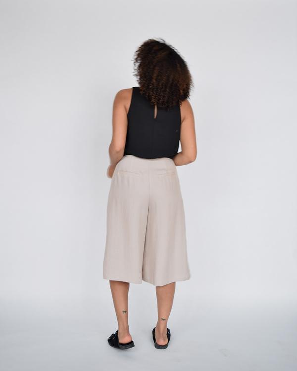 Lush Linen Culottes