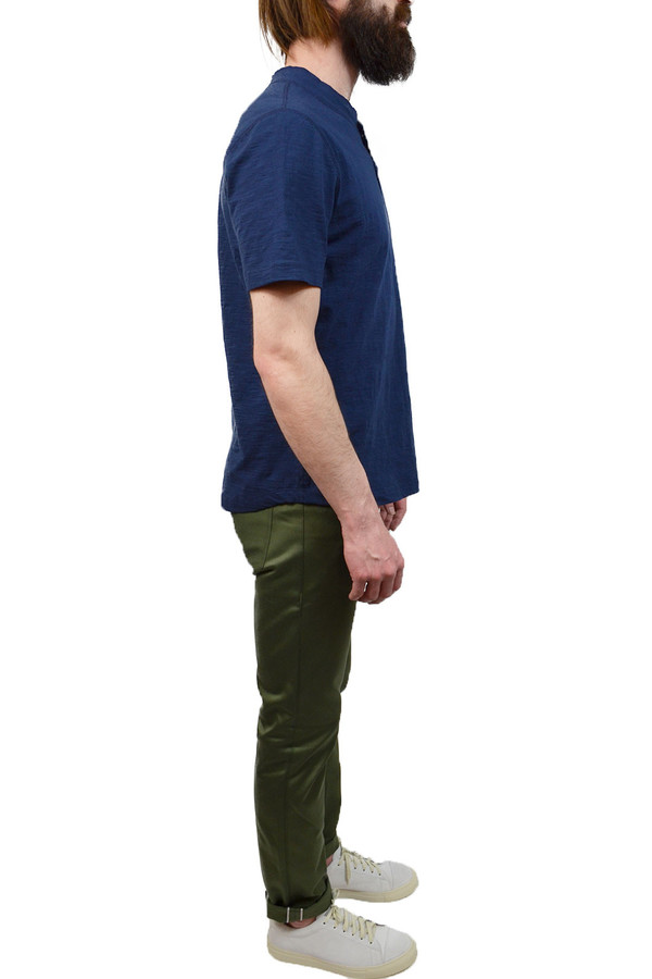 Men's Outclass Selvedge Twill Pant I Olive
