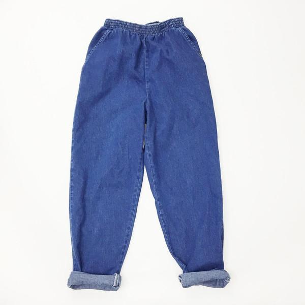 Lightweight Denim Pant