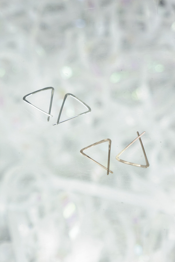 Erica Weiner Teepee Earrings