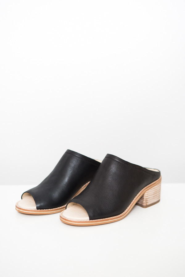 Dolce Vita Kyla Heels / Black Leather