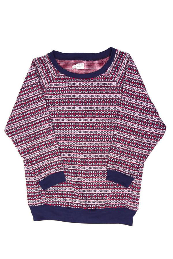 Bridge & Burn Juneau Stripe Sweater