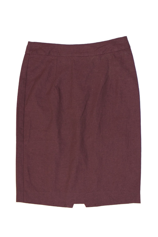Bridge & Burn Faber Rust Skirt