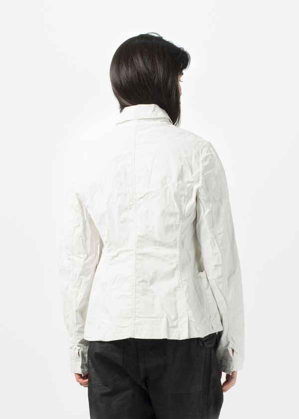 Rundholz Dip Button Collar Jacket
