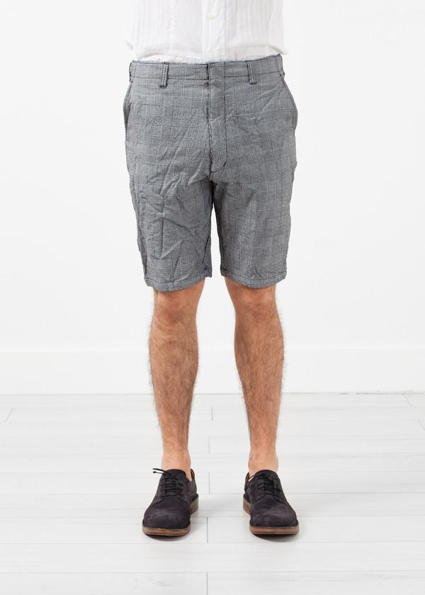 Men's Sage de Cret Check Shorts