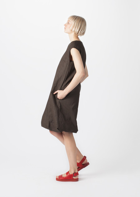 Kristensen du Nord Coated Dress