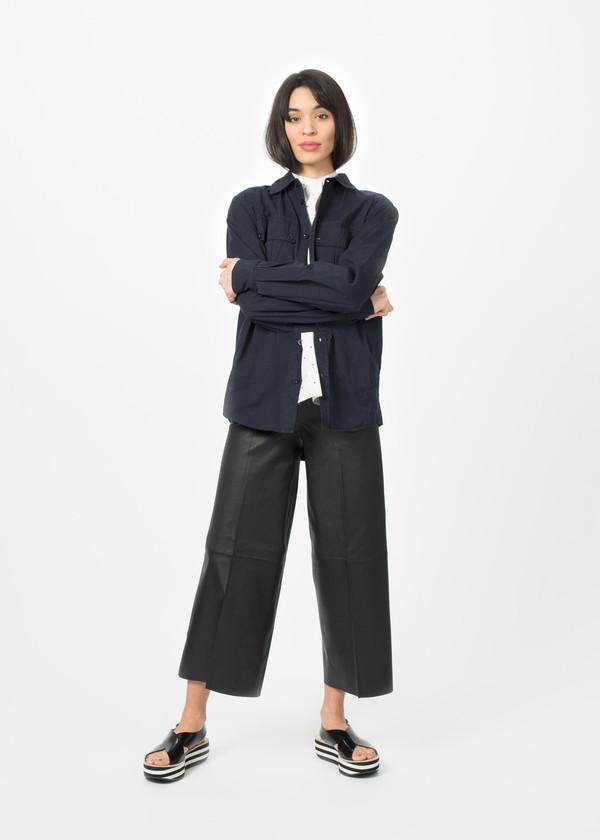 Men's Katharine E Hamnett x YMC Poplin Shirt
