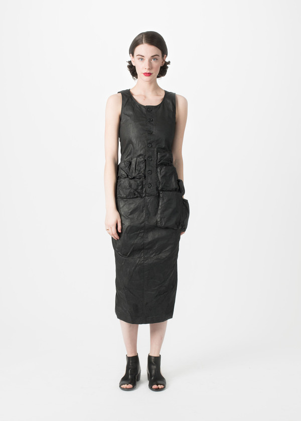 Rundholz Dip Utility Pocket Dress