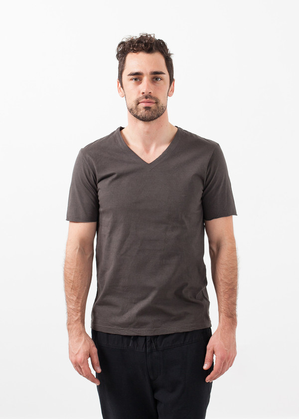 Men's Sage de Cret V-Neck Tee