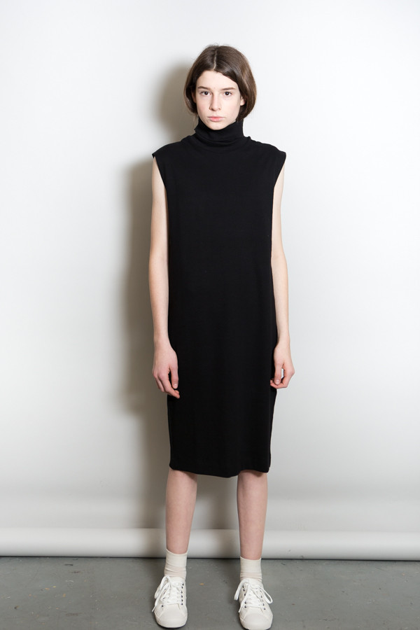 Kowtow Turning Pages Dress - Black