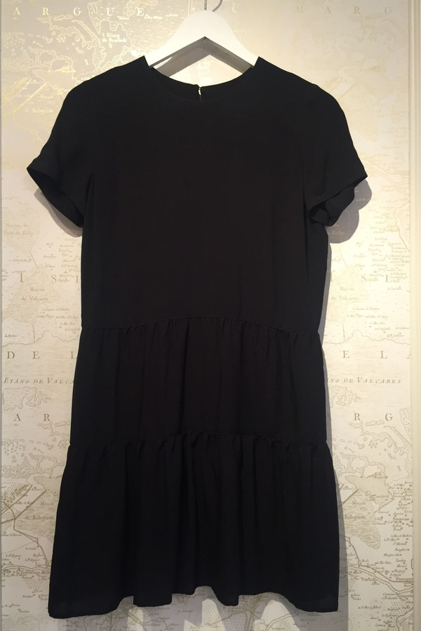 Leisure Panelled Tshirt dress