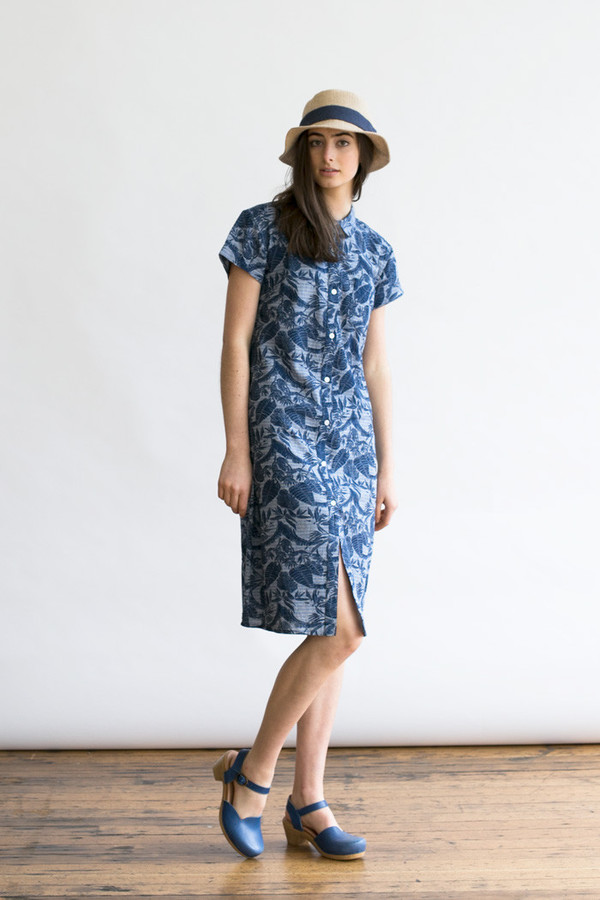 Bridge & Burn Tayler Pacific Latitude Dress