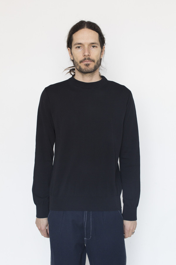 Our Legacy Crepe Roundneck Sweater