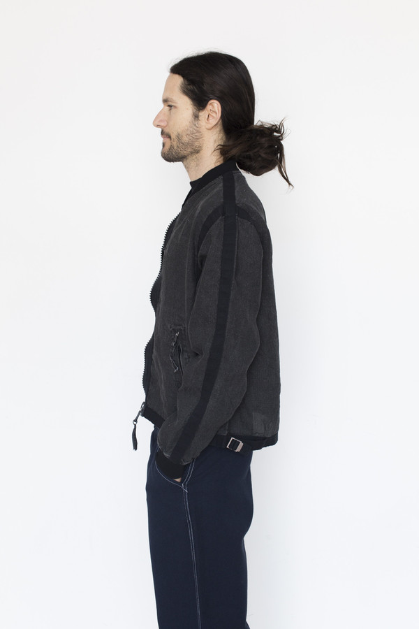 Our Legacy Linen Force Bomber