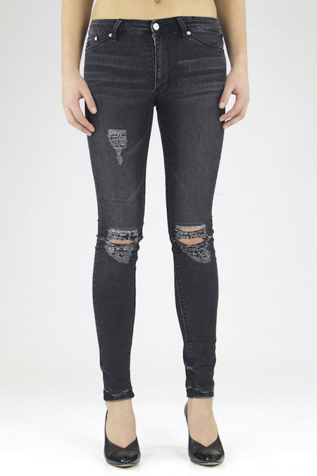 Res Denim Kitty Skinny Voodoo