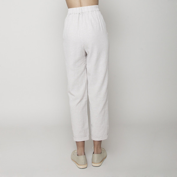 7115 by Szeki High Waisted Trouser