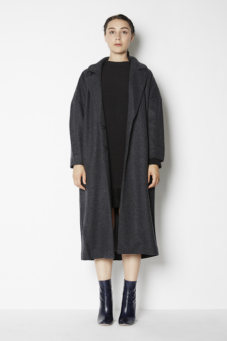 Achro Dropped Shoulder Coat
