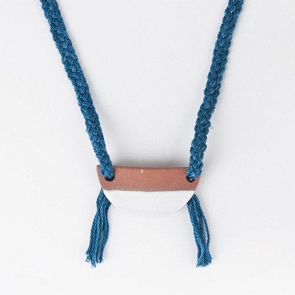 Gamma Folk No.33 Necklace