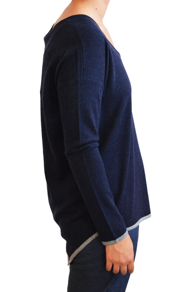 Joie Niami Contrast Sweater