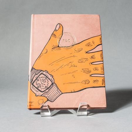 Fine & Candy Power Notebook by Rita Rogue