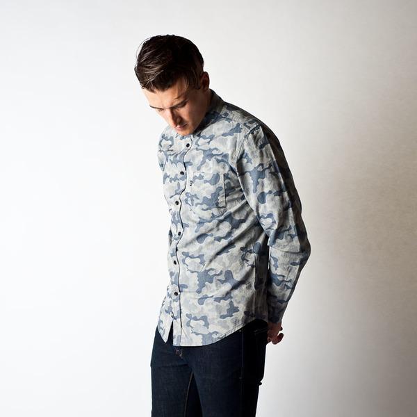 Men's Wolf & Man Lex 2 Shirt