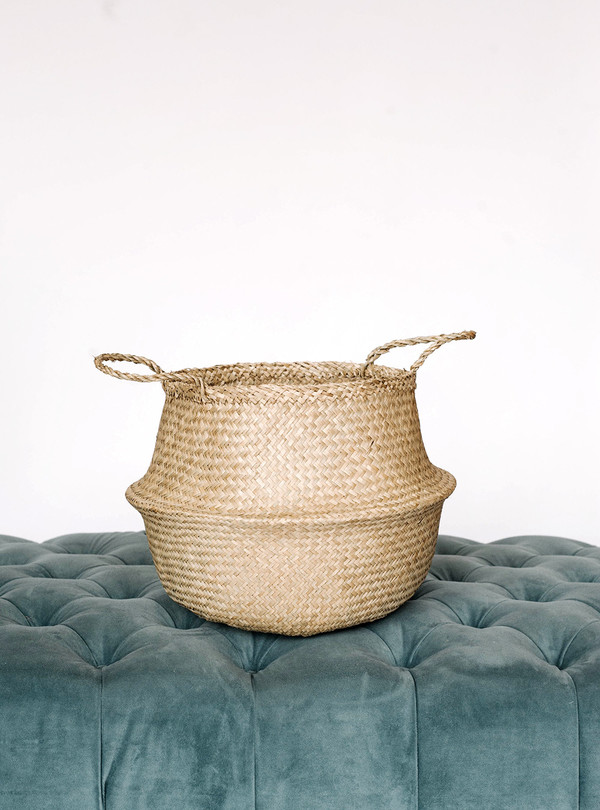 Roost Seagrass Convertible Baskets