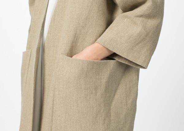 A Détacher Clyde Coat