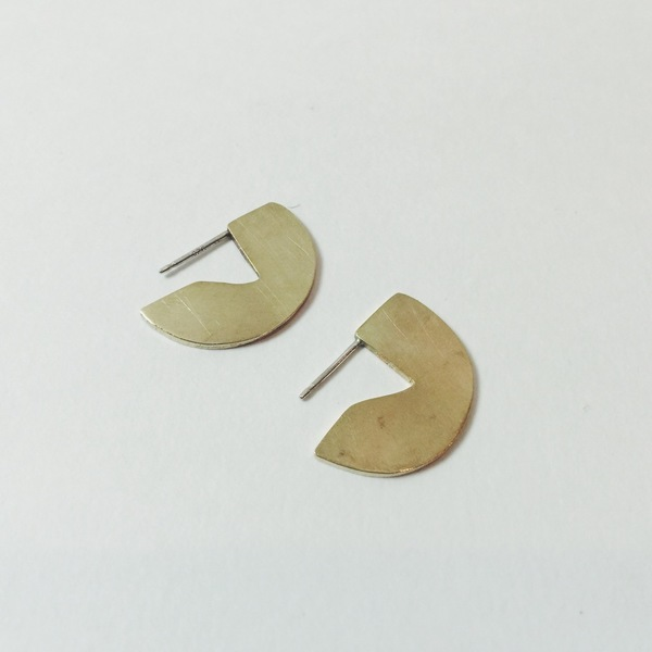 Kiki Koyote Slice Earrings