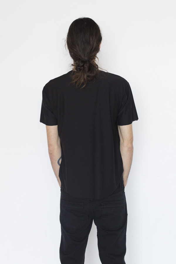 Men's Cotton Terry T-shirt