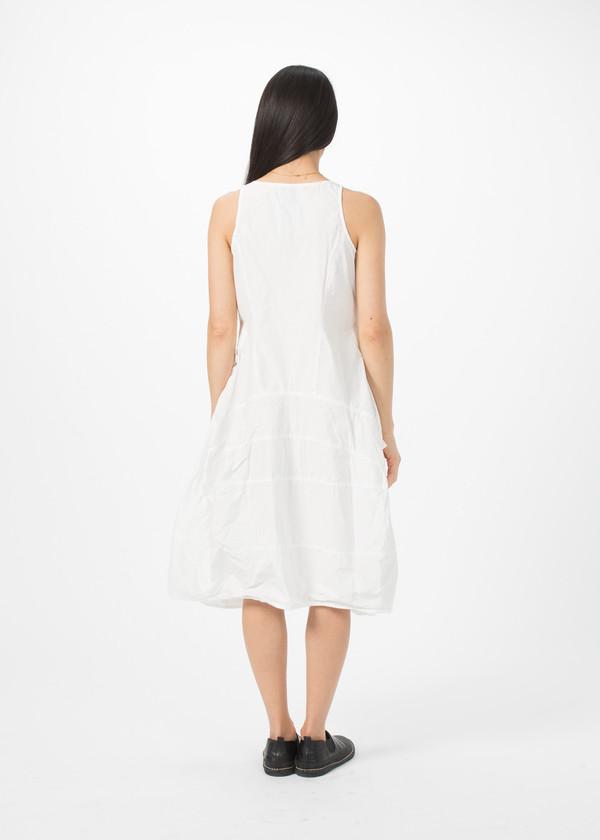Rundholz BL Two Pocket Dress - Coconut