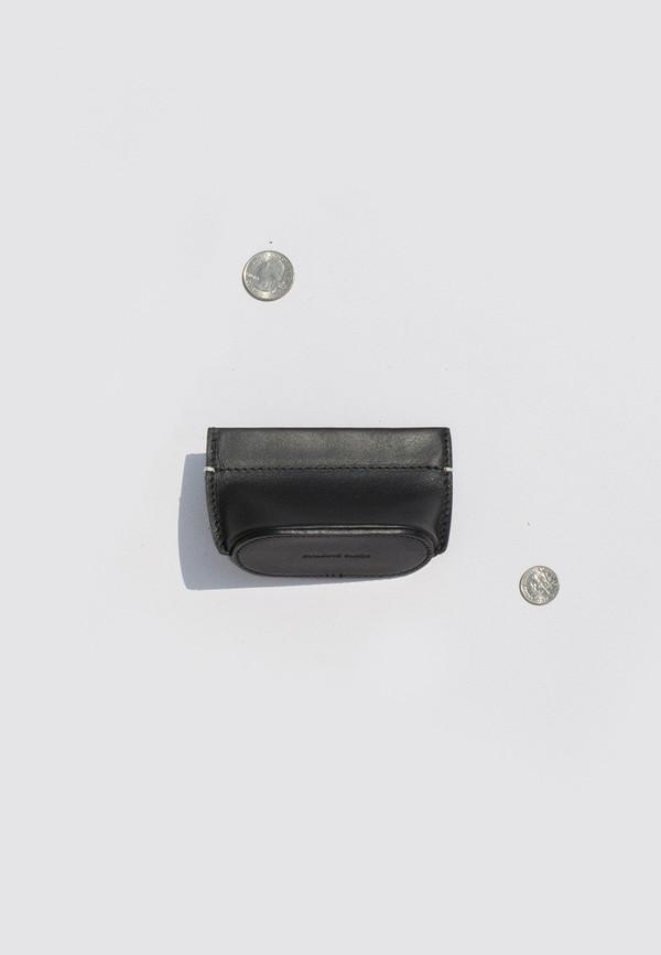 Building Block Leather Coin Dumpling