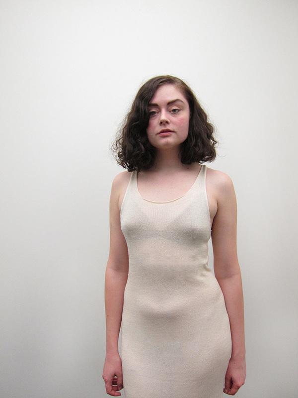 Lauren Manoogian Fine Tank Dress