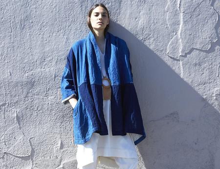 Unisex Atelier Delphine Haori Coat